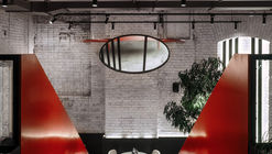 PIZZA 22 Restaurant / DA architecture bureau