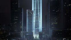 Foster + Partners divulga os últimos detalhes de suas torres em Shenzhen
