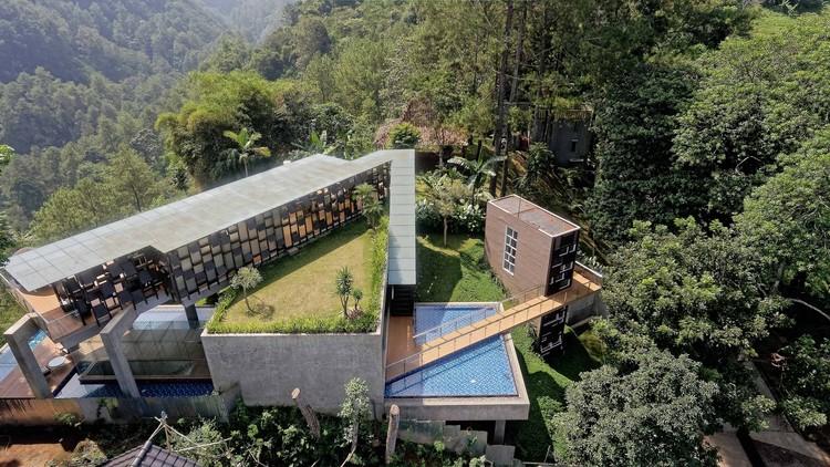 Casa Colgante / TWS & Partners, © Fernando Gomulya