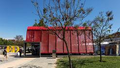 Pabellón Rojo / Sarovic Plaut Arquitectos