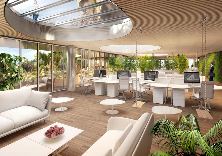 Cortesia de Vincent Callebaut Architectures
