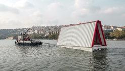 SO? desenvolve abrigo emergencial flutuante na Turquia