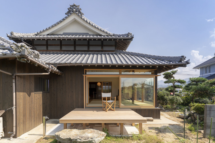 Traditional Kominka Renovation in Jonan / Takashi Okuno Architectural Design Office, © Hirokazu Fujimura