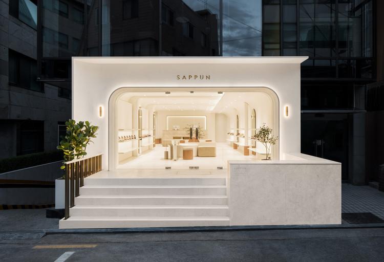 Sappun Flagship Store / LABOTORY, © Choi Yong Joon