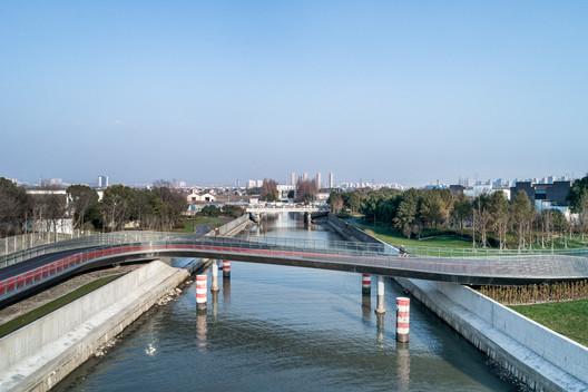 Sanlintang Bridge. Image © Qingshan Wu