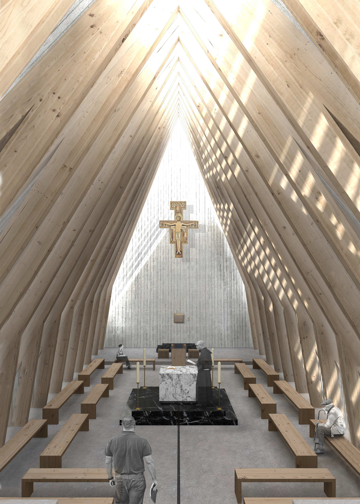afeffa6d8395 Faith   Form s 2018 Program Recognizes the Best in Religious Architecture  and Art