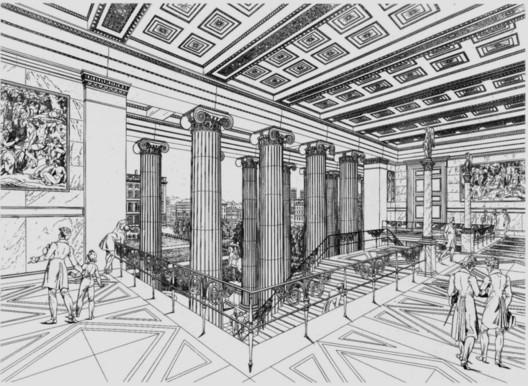 Altes Museum, Schinkel [1828]. Image © CC0 1.0 Universal [Public Domain Dedication]