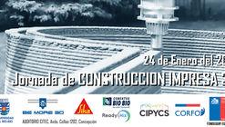 Jornada de construcción impresa 3D en la Universidad del Bío-Bío
