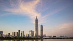 KPF conclui o terceiro maior edifício de Shenzhen com 400 metros de altura