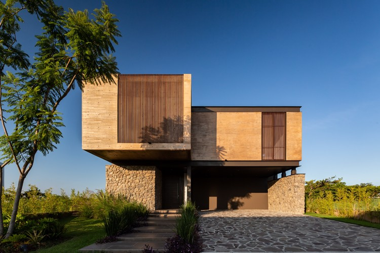 CASA NICTÉ-HA / Di Frenna Arquitectos, © Onnis Luque