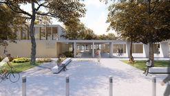 Conoce el proyecto ganador del concurso Nuevo Edificio del Concejo Deliberante de Lincoln, Argentina
