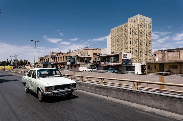 Gooyesh Institute / SATRAP Architectural Studio, © Ramin Dehdashti