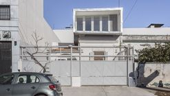 Marta House / Estudio Borrachia
