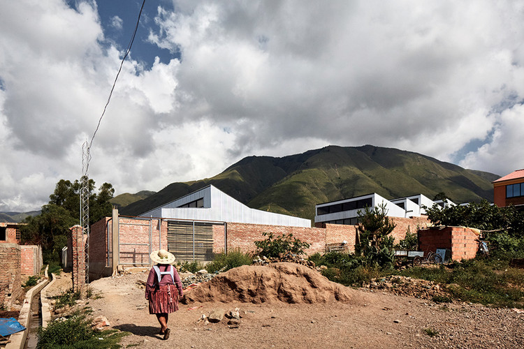 Boarding School at the Bella Vista Agronomy Campus in Bolivia / CODE, © Cristobal Palma / Estudio Palma