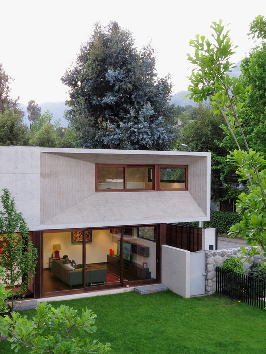 Casa Palerío / Raimundo Anguita  + Marí Elvira Guillón, © Oliver Llaneza