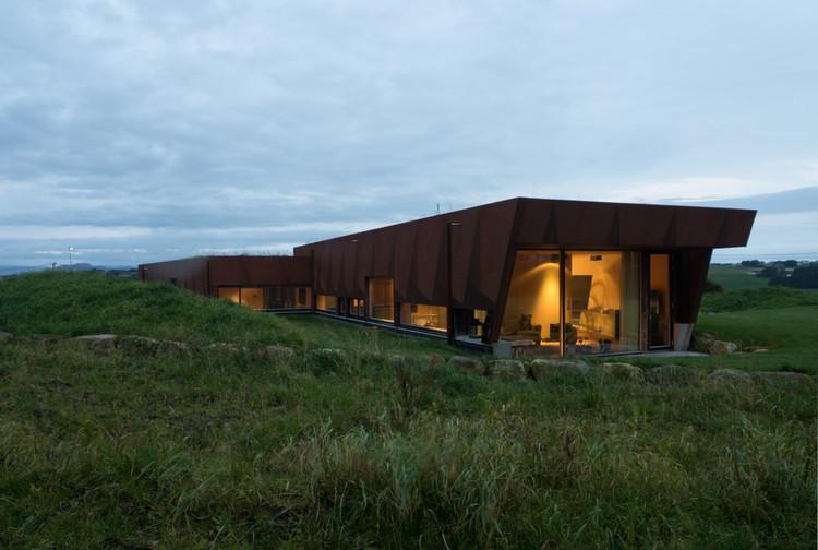 Villa Tjelta / Hoem + Folstad Arkitekter, © Knut Folstad