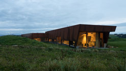 Residência Tjelta / Hoem + Folstad Arkitekter