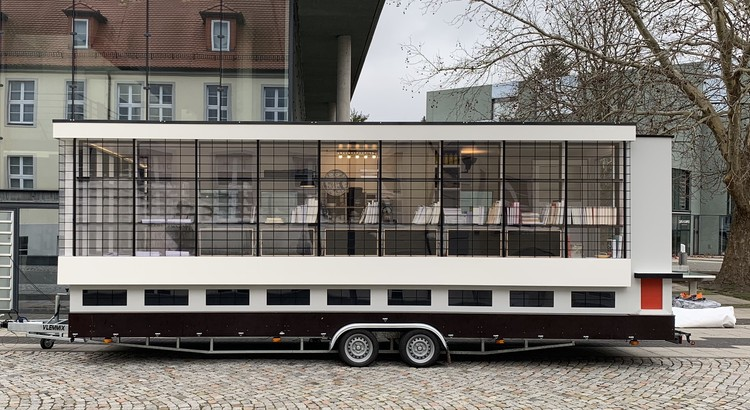 Bauhaus Bus Begins World Tour to Explore the School's Legacy, © CC-BY SA Tinyhouse University