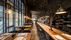 Restaurante Margó, Parque Arauco / Lira y Tuckerman Arquitectos + Sebastián Larroulet