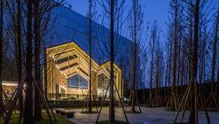 Chongqing Vanke Forest Park Sales Gallery / LWK + PARTNERS
