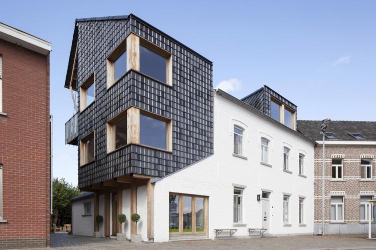 Work Environment Tweeperenboom / ALT architectuur, © Johnny Umans