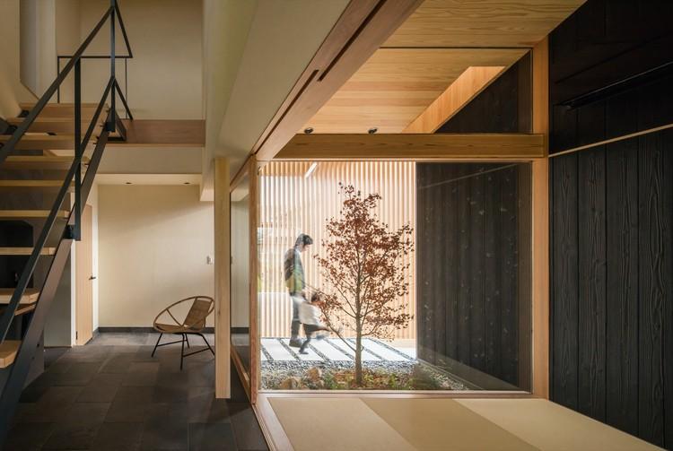 Terasho House / ALTS Design Office, © Kenta Kawamura