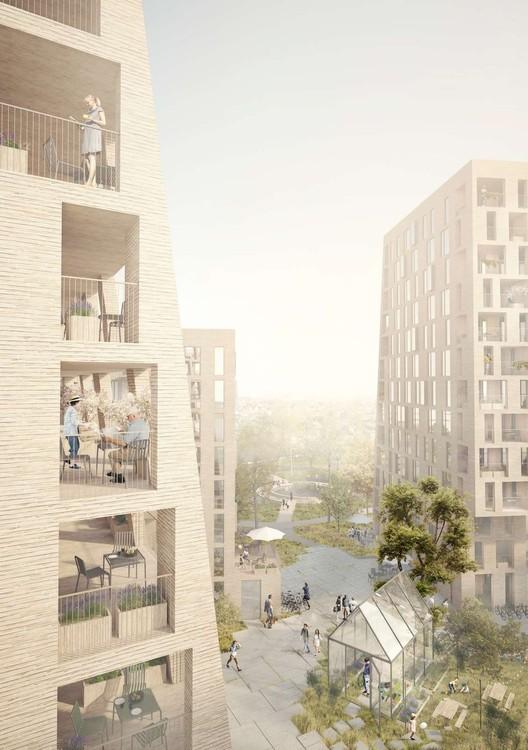Courtesy of C.F. Møller Architects