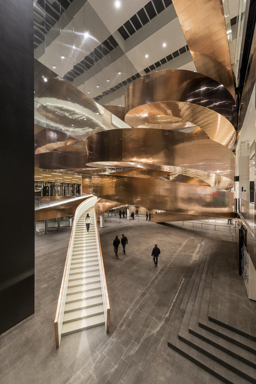 Copper Projects: Architecture?s Original Bling