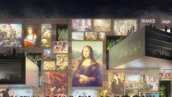 Clément Blanchet e AREP projetam pavilhão francês para a Expo 2020 Dubai