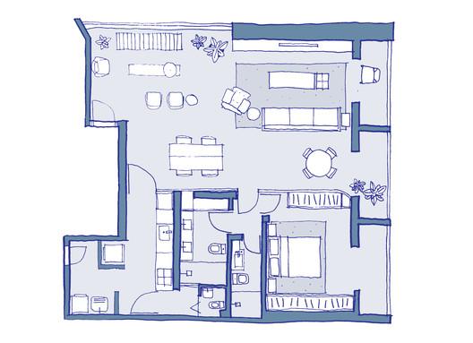 Sketch Floor Plan
