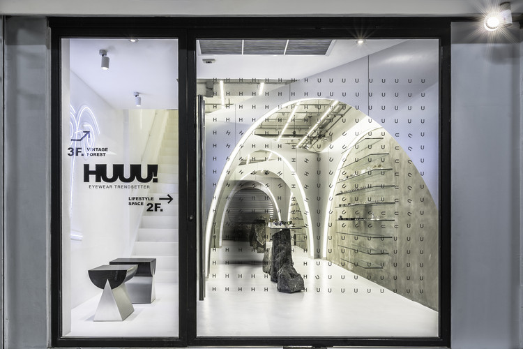 HUUU! Store / AA+A, © VARP Studio