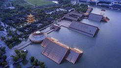Shanghai Songjiang Guangfulin Site Cultural Exhibition Hall / CCDI