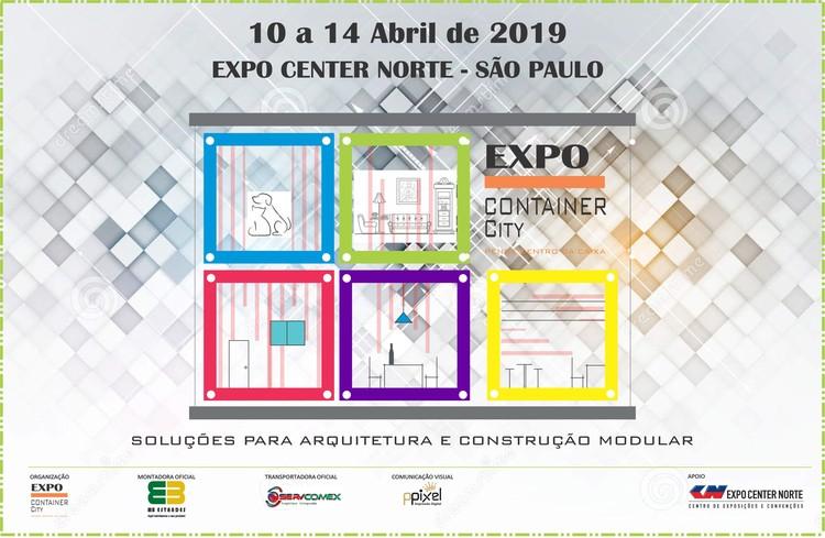 EXPO Container City, EXPOSIÇÃO DE CONSTRUÇÕES MODULARES INDUSTRIALIZADAS