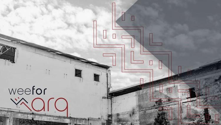 Primeiro aberto de arquitetura Weefor Arq, INSCRIÇÕES ABERTAS ATÉ 10 DE MARÇO EM WWW.WEEFOR.ARQ.BR