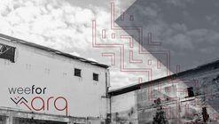 Primeiro aberto de arquitetura Weefor Arq