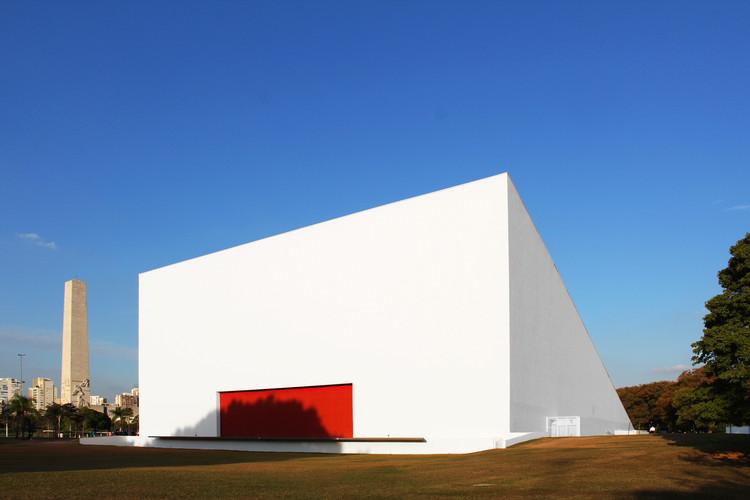 Prefeitura de São Paulo retoma concessão do Ibirapuera para iniciativa privada, Auditório Oscar Niemeyer, no Parque Ibirapuera. Imagem © Matheus Pereira