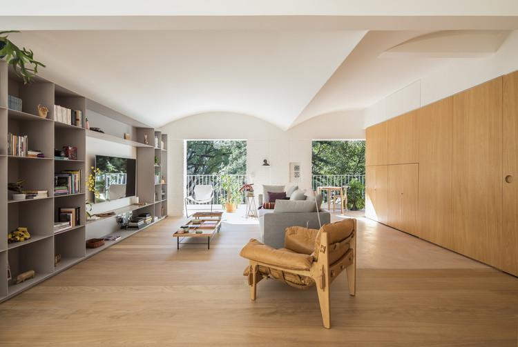 Apartamento Sabá / Estúdio BRA, © Maíra Acayaba