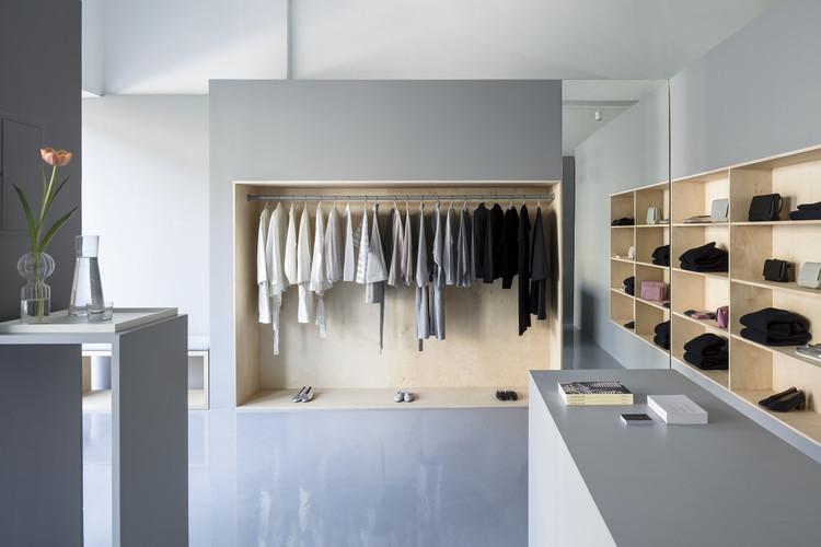 KAV fashion studio / Keren Offner - ok design, © Amit Geron