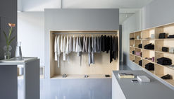 KAV fashion studio / Keren Offner - ok design