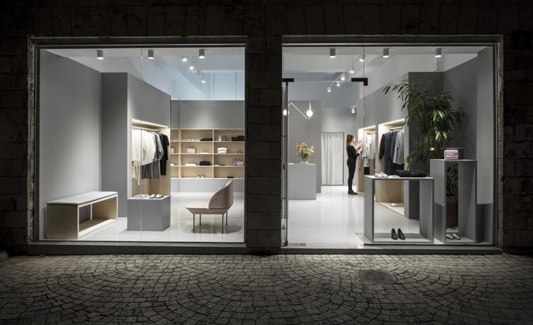 Kav Fashion Studio Keren Offner Ok Design Archdaily
