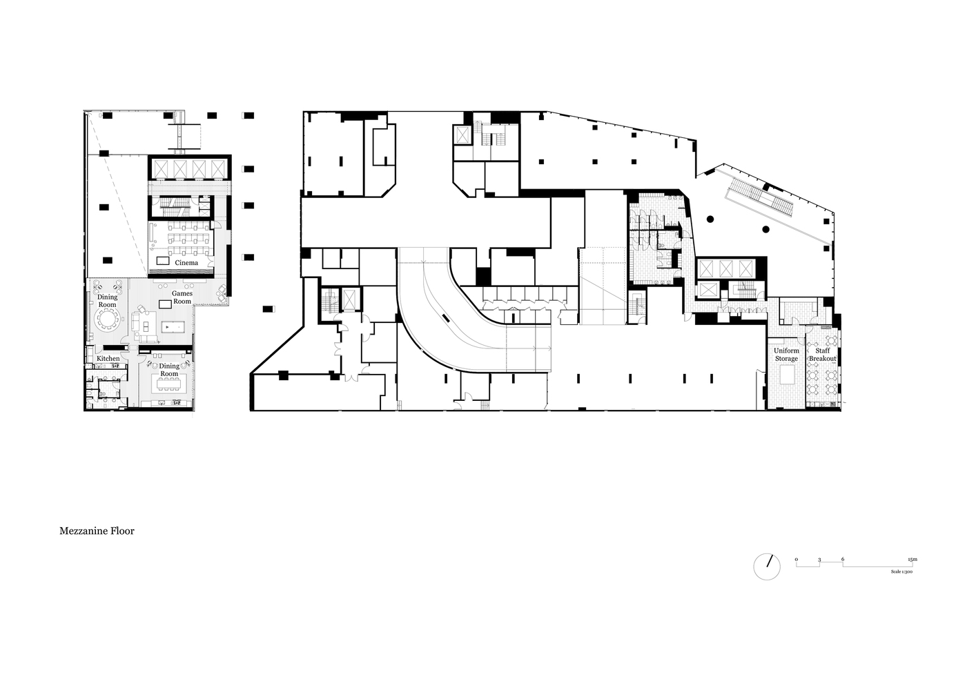 Gallery Of Marina Tower Dko Architecture 30