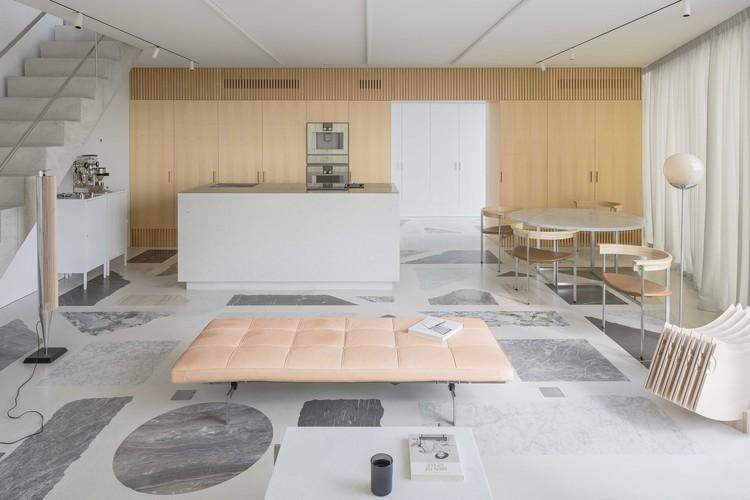The Apartment / DO Architects, © Norbert Tukaj