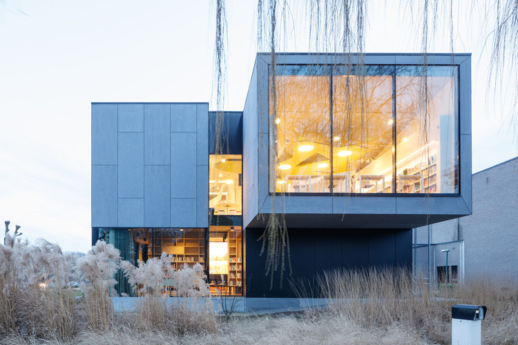 Library de Kimpel / Adem Architecten, © Adem Architecten