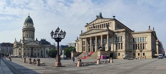 Konzerthaus in Gendarmenmarkt