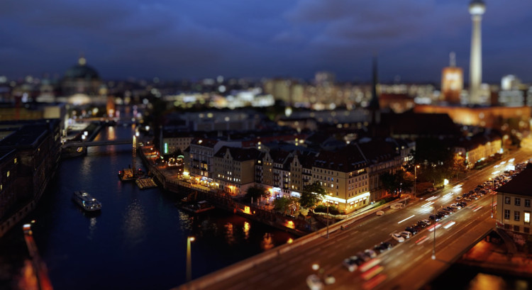 Berlin in Miniature: Tilt-Shift Video Transforms Perspective on the German Capital