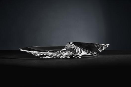 Swirl bowl. Image © Zaha Hadid Design