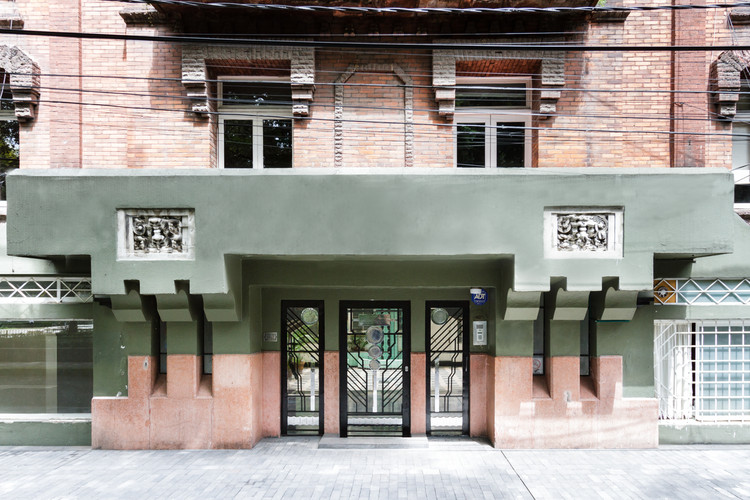Airbnb te transporta a la década de los 70's con estos alojamientos en la Colonia Roma, México, Cortesía de Airbnb