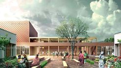 White Arkitekter designs Mother & Baby Hospital Unit in the Democratic Republic of Congo