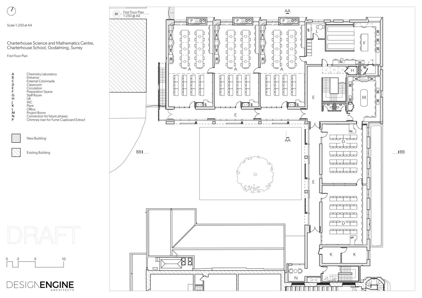 Gallery Of Charterhouse Science Mathematics Centre Design Engine