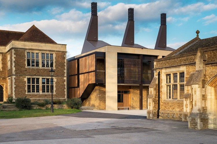 Charterhouse Science & Mathematics Centre / Design Engine Architects, © Peter Blundy/Design Engine